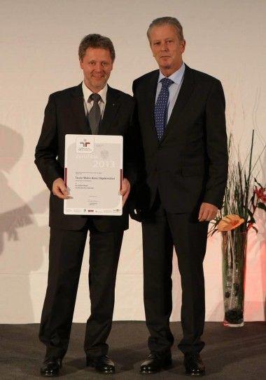 2013 Beruf und Familie Auszeichnung