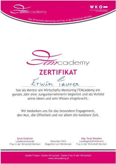 2012 Verleihung des Titels Kommerzialrat